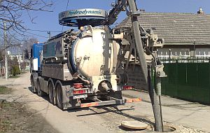 Sewer Systems Cleaning and Milling